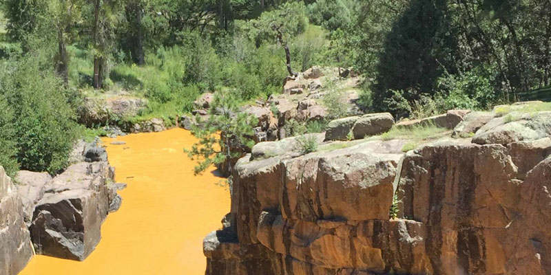 orange animas river