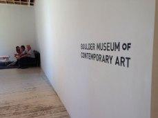 Boulder Museum of Contemporary Art