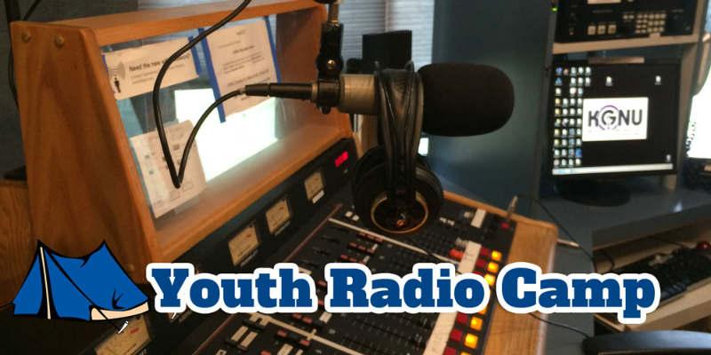 Youth Radio Camp