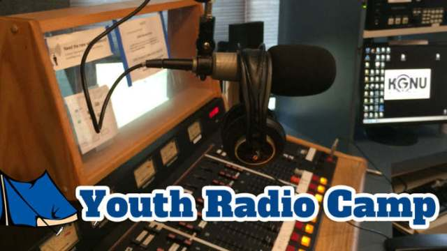 Youth Radio Camp