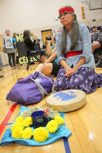 mamas healing ceremony