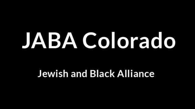 Jewish And Black Alliance