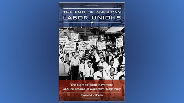 the end of unions