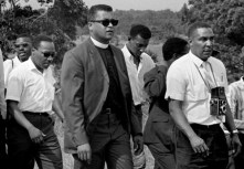 sncc and sclc leaders in march against fear
