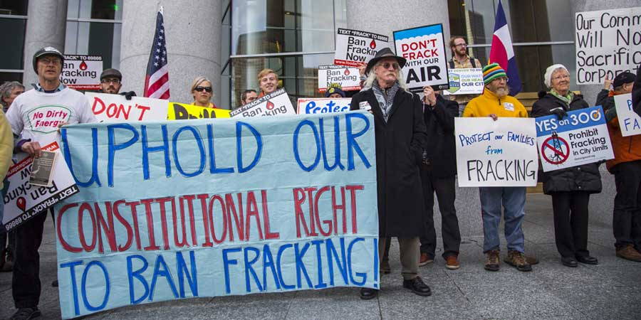 Colorado State Supreme Court Holds Hearings on Fracking