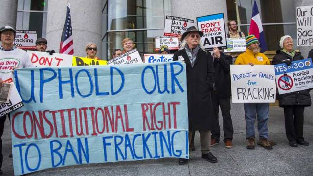 Colorado Fracking Court Hearings