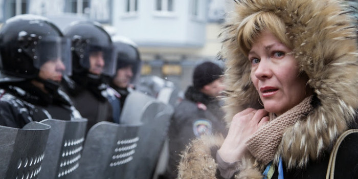 Hemispheres: The second anniversary of Ukraine's revolution