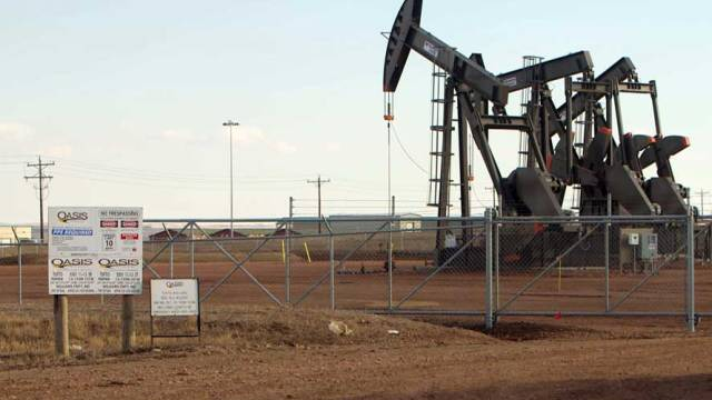 Bakken Oil Field (Reveal)