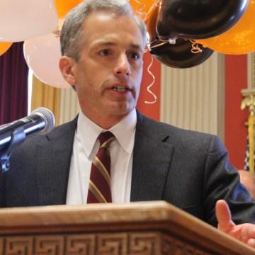 US Attorney John Walsh