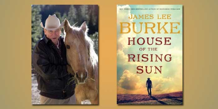 "Booktalk: Prolific mystery writer James Lee Burke and ""The House of the Rising Sun"""