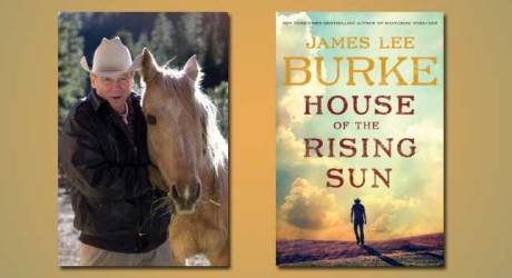"""Booktalk: Prolific mystery writer James Lee Burke and """"The House of the Rising Sun"""""""