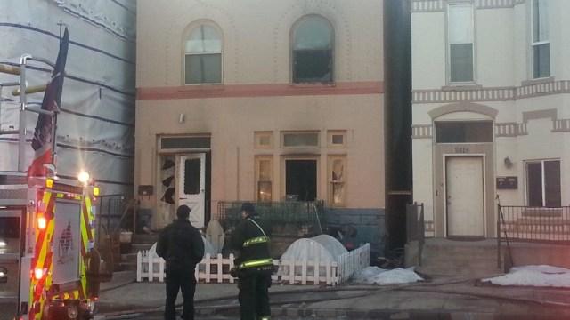Denver Catholic Worker House Fire
