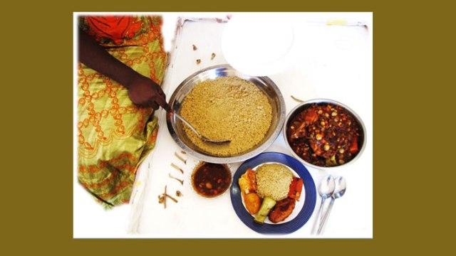 Couscous Senegalese