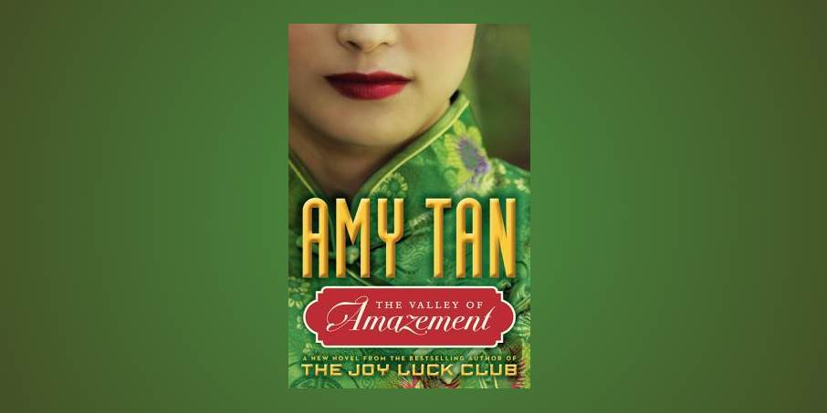 Amy Tan Valley of Amazment