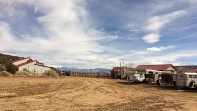 Gallegos Ranch and the Sangre de Cristos