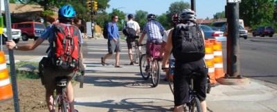 walk and bike month