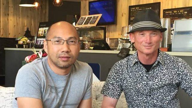 Paul Chansingthong and Edward Vanegas