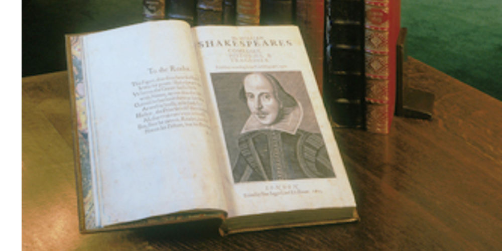 Shakespeare books