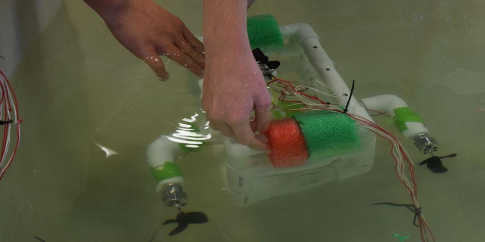 Aquatic Robotic