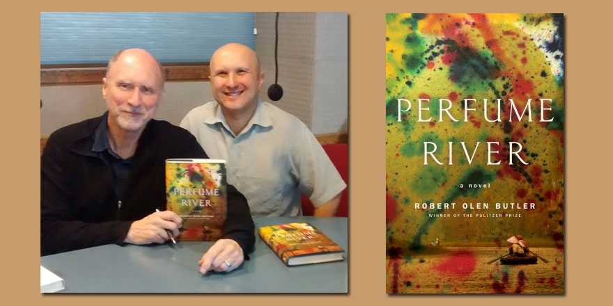"After Hours at the Book Club: Robert Olen Butler and ""Perfume River"""