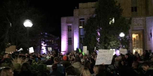 Boulder Trump Protest