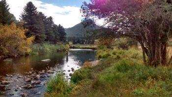 Big Thompson River Estes Park