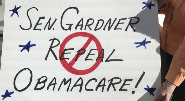 ACA Repeal Protest