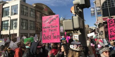 Womens March on Denver