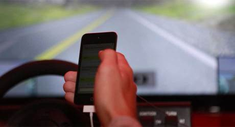Capitol Coverage: Distracted Driving