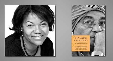 "Booktalk: Helene Cooper and ""Madame President: The Extraordinary Journey of Ellen Johnson Sirleaf"""