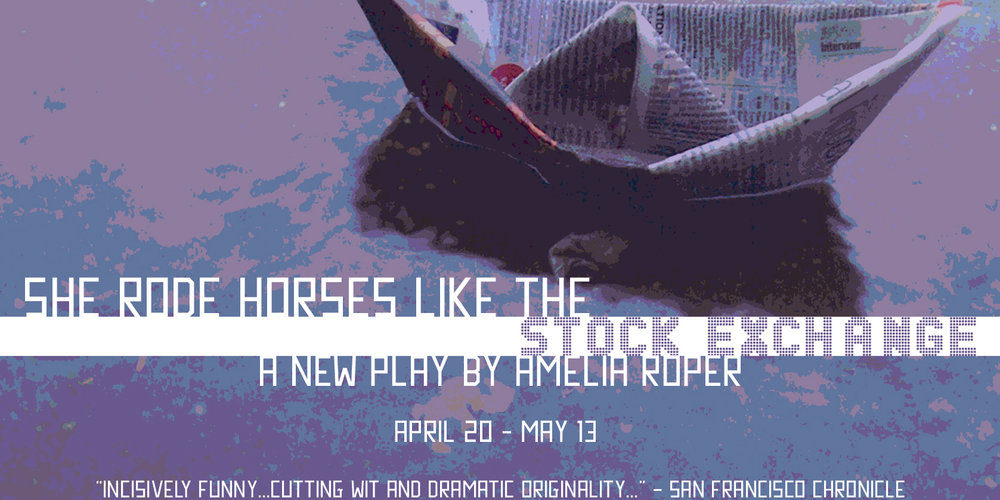 """She Rode Horses Like The Stock Exchange"" Gives Absurdly Funny and Troubling Perspective on Gender and Privilege"