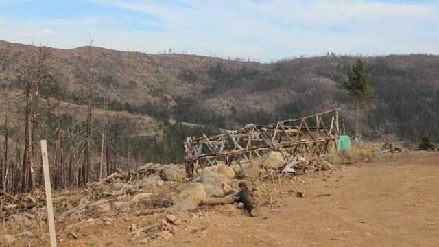 Rist Canyon unregulated marijuana grow site