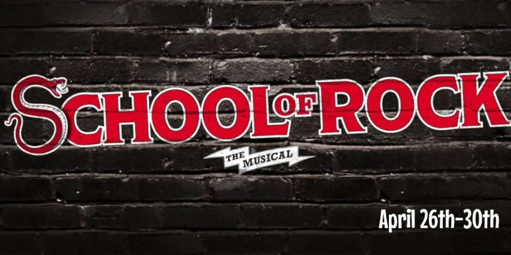 "CenterStage Premiers Irreverent and Fun ""School of Rock"" to Louisville"