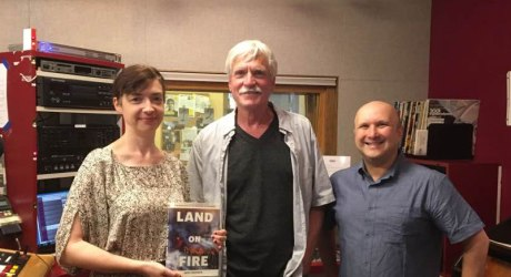 "Radio Bookclub: Gary Ferguson and ""Land on Fire"""