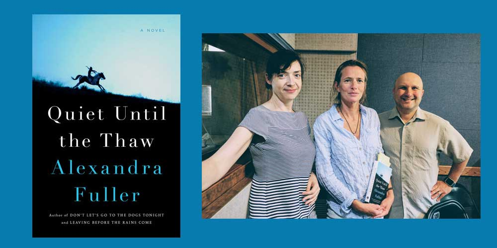 After Hours at the Bookclub: Alexandra Fuller