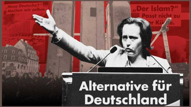Rise of the new German right