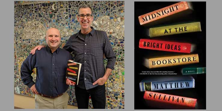 Radio Bookclub: Midnight at the Bright Ideas Bookstore
