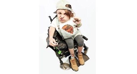 OutSources: Wheelchair Sports Camp's Kalyn Heffernan