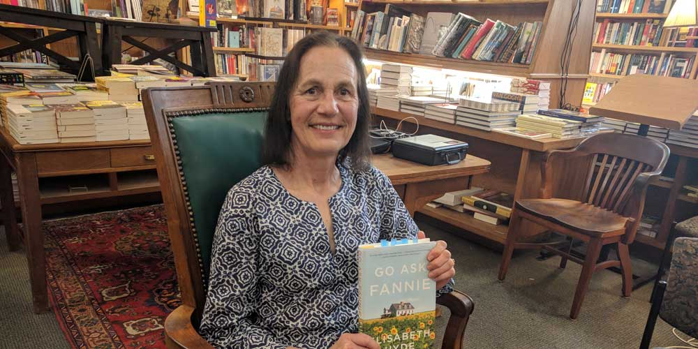 Radio Bookclub: Elizabeth Hyde - Go Ask Fannie