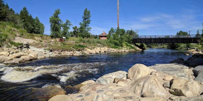 Connecting The Drops: The Value of Local Rivers and Waterways