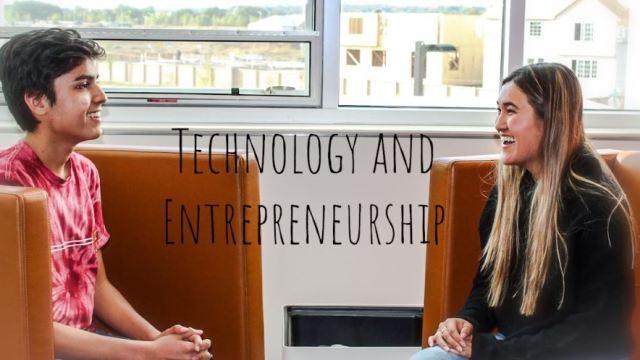 Tech Talks Entrepreneurship