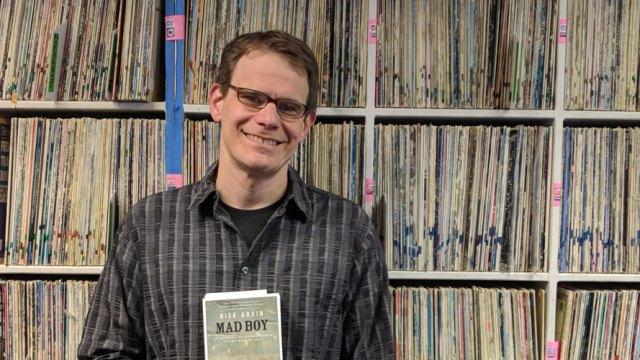 Nick Arvin Radio Bookclub