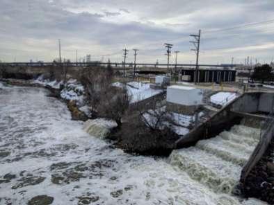 Metro Waste Water Release