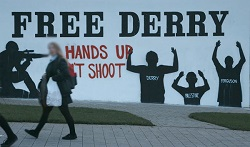 Free Derry Sign