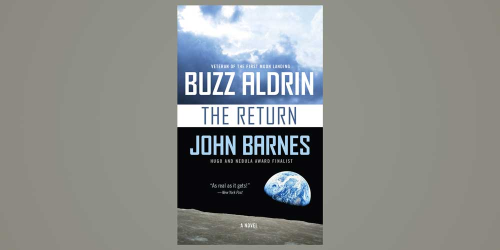 "Booktalk: Astronaut Buzz Aldrin's ""The Return"""