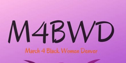 March4BlackWomen2020