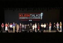 Inaugural KleinTalks Event