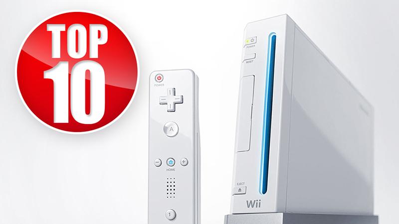 Top 10 Wii Spiele