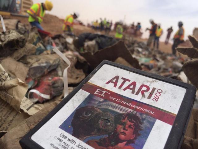 Der Atari-Schatz ist nun gehoben!