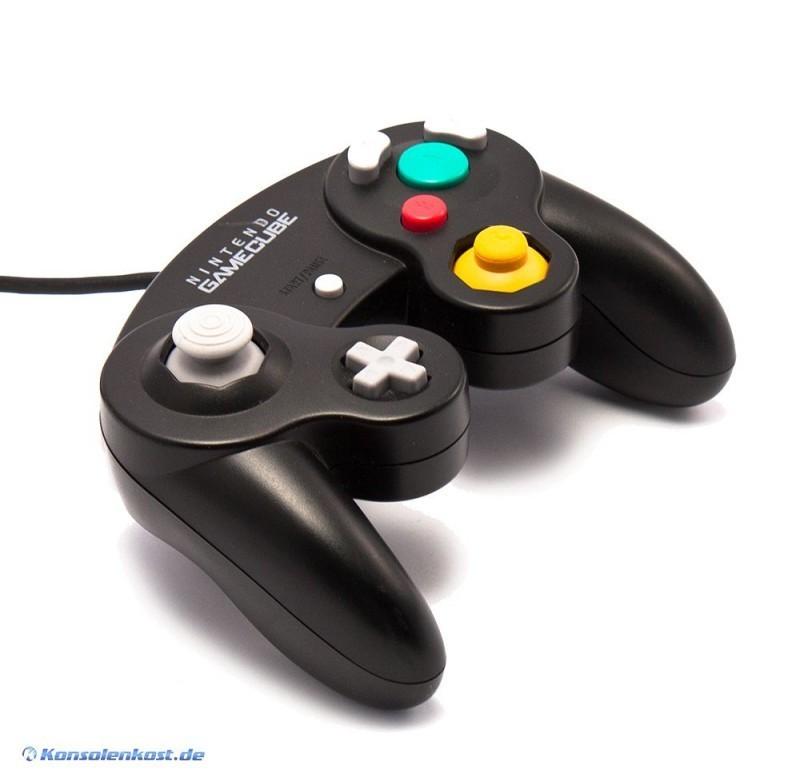 GameCube-Controller an der Wii U?